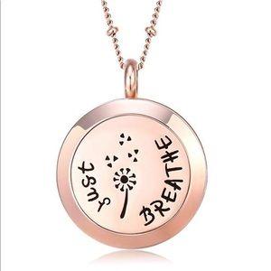 Jewelry - Aromatherapy/ Diffuser Pendant